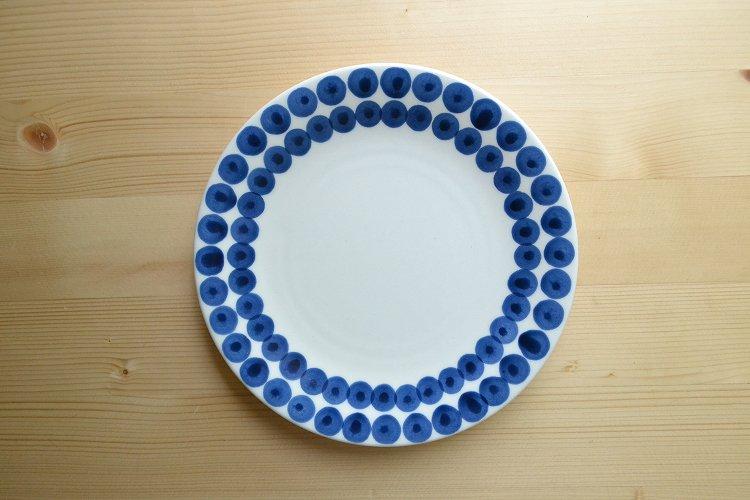 PIXEL プレート ブルー メゾンブランシュ(maison blanche) お皿 テーブルウェア ナチュラル雑貨 北欧風 洋食器 日本製 新生活 引き出物 おうちカ…