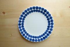 PIXEL プレート ブルー メゾンブランシュ(maison blanche) お皿 テーブルウェア ナチュラル雑貨 北欧風 洋食器 日本製 新生活 引き出物 おうちカフェ
