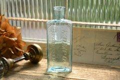 アンティーク薬瓶 アンティークボトル イギリス