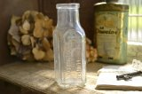 エッフェルタワー フルーツジュース アンティークボトル