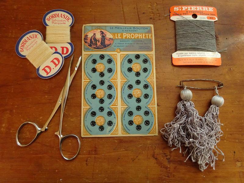フランス裁縫道具セットAです。