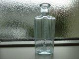 綺麗な透明の薬瓶/ポイズンボトル/NOT TO BE TAKEN/1oz/お店づくり、お部屋づくりにピッタリ