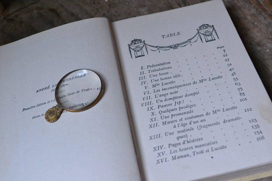 ネルソン(NELSON)アンティークブック(本、洋書、古書)フランス 1900年代初期です。