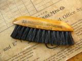 wooden clothes Brush