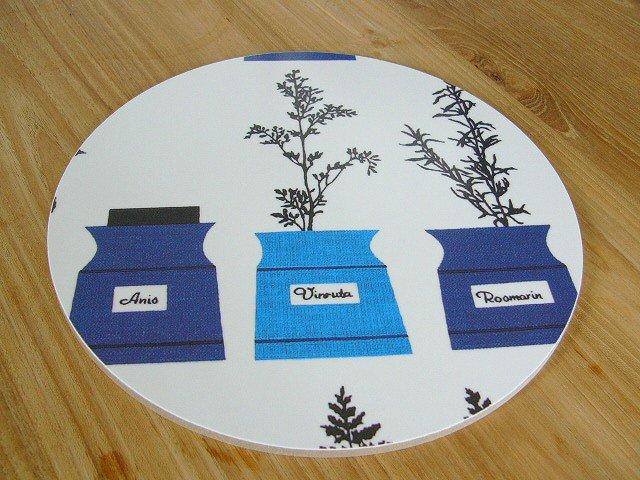 北欧食器 アルメダールス(Almedahls) ハーブ カッティングボード,カップスタンド 北欧雑貨,北欧食器です。