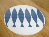 北欧食器 アルメダールス(Almedahls) フィッシュ,ニシン カッティングボード,カップスタンド 北欧雑貨,北欧食器
