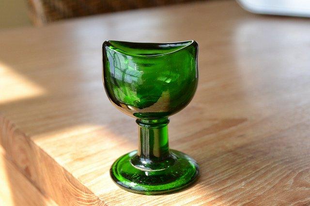グリーンのアイカップ(EYECUP GREEN)