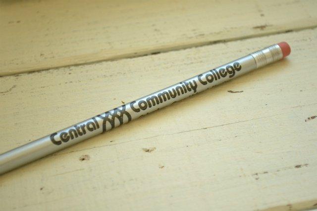 広告として使われていた かわいいアンティーク ・ ビンテージ 鉛筆