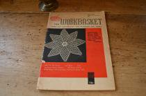 古い編み物の小冊子/THE WORKBASKET June,1958 Volume23 Number9