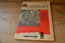 古い編み物の小冊子/THE WORKBASKET Nobember,1959 Volume25 Number2