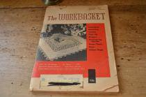 古い編み物の小冊子/THE WORKBASKET Nobember,1960 Volume26 Number2
