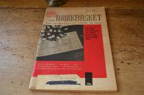 古い編み物の小冊子/THE WORKBASKET March,1959 Volume24 Number6