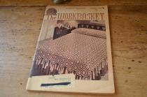 古い編み物の小冊子/THE WORKBASKET January,1960 Volume25 Number4