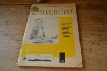 古い編み物の小冊子/THE WORKBASKET March,1960 Volume25 Number6