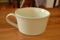 スープカップ/スープボウル ラ・レーヌ(La reine) メゾンブランシュ(maison blanche) 白い 食器 日本製 アンティーク調