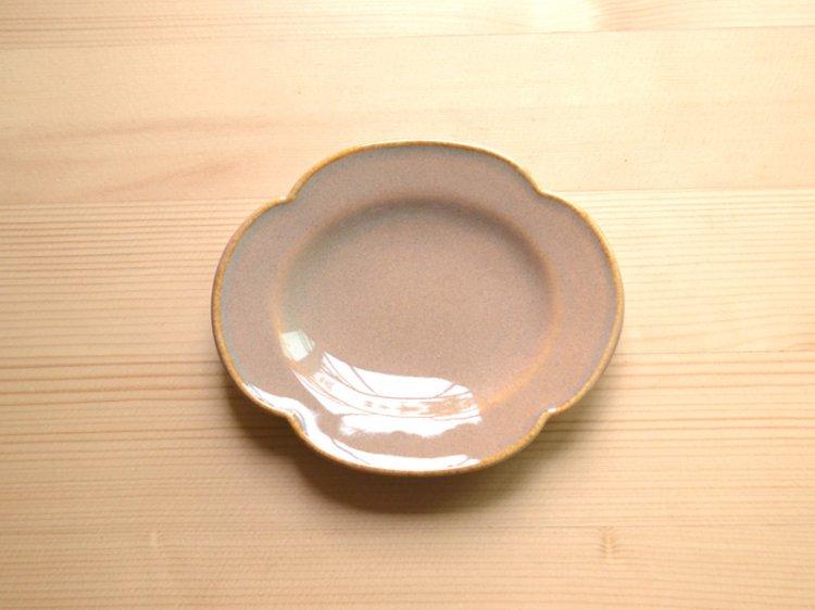 プティプレート(色:カフェ) プランセス(princesse) メゾンブランシュ(maison blanche) アンティーク風 洋食器 日本製 新生活 引き出物