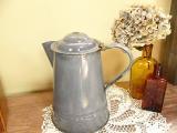 アンティーク ホーロー コーヒー ポット (AGATE ENAMEL COFFEE POT)