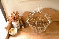 ヴィンテージ エッグ バスケット egg basket