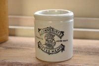 陶器の可愛いセインズベリーのミートポット