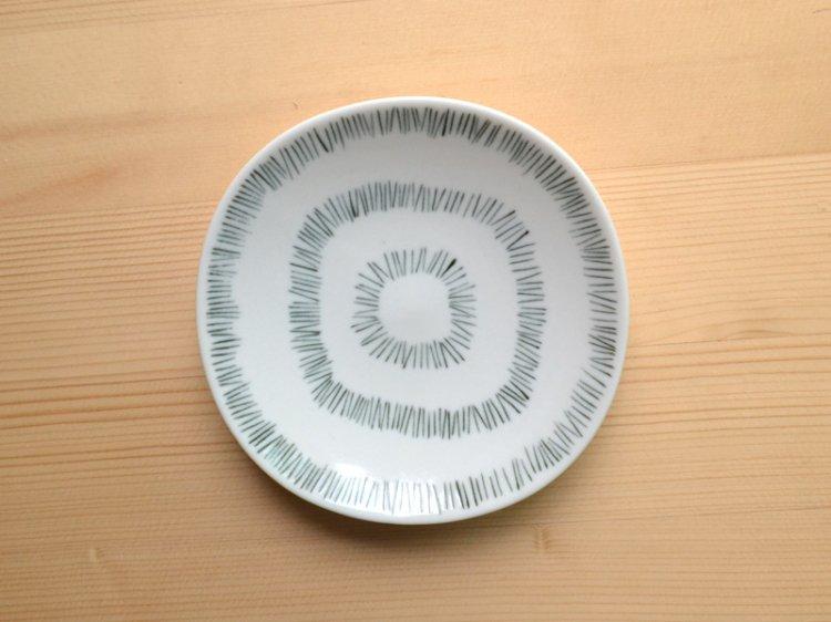 小皿 輪です。