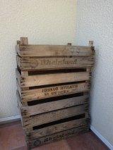 ジャーマンアップルボックス2/木箱