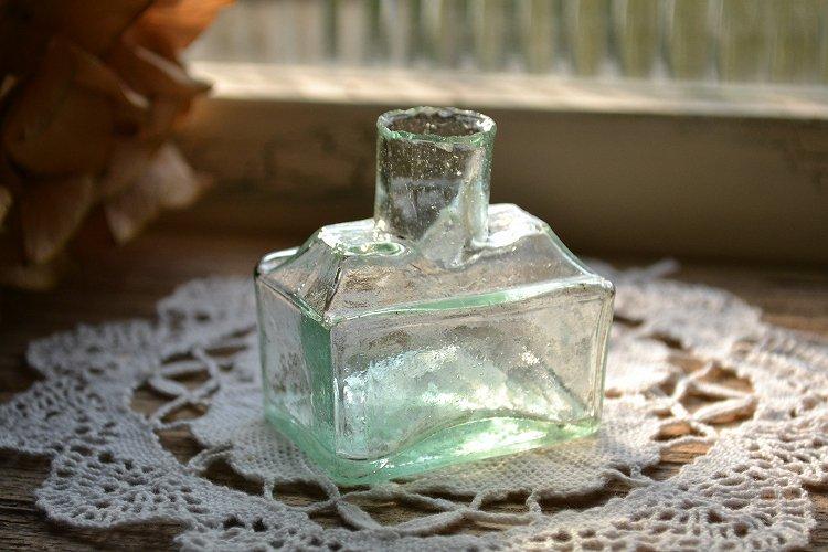 舟型インク瓶/インクボトル