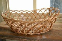 ラトビア バスケット 04 Lサイズ COLORS 50871 天然素材 収納 かご ナチュラル