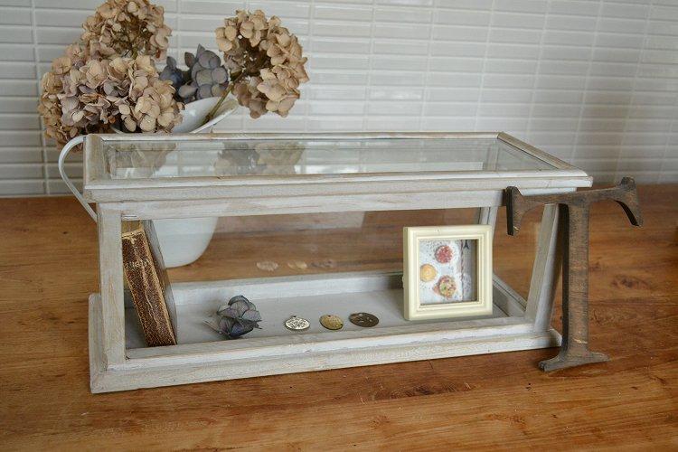コレット・ロング ショーケース ガラスショーケース KK-04 アンティーク風 COVENT GARDEN/コベントガーデン 家具 …
