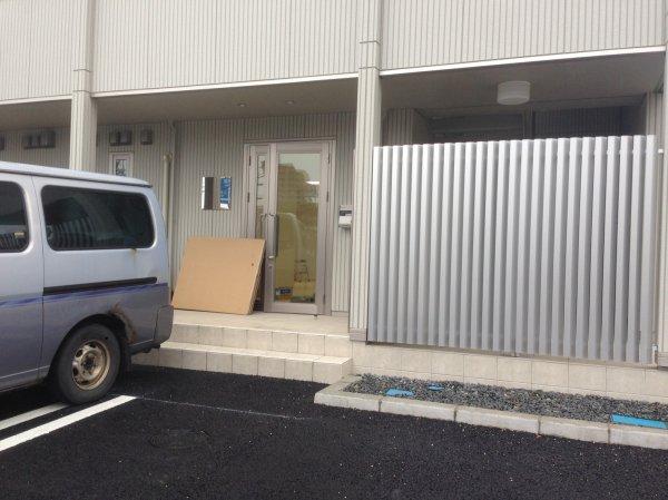 仙台市太白区 開業支援サービスのお客様工事中!