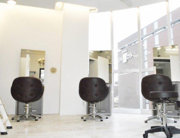 店舗デザイン beauty studio M.O.D shibuya様 新装工事