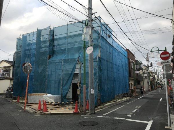 東京都江戸川区の美容室様 新築現場の打ち合わせ!