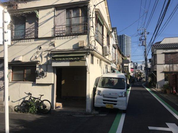 東京都豊島区の美容室様開業支援サービス工事開始!