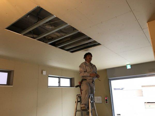千葉県浦安市の美容室様開業支援サービス工事開始!