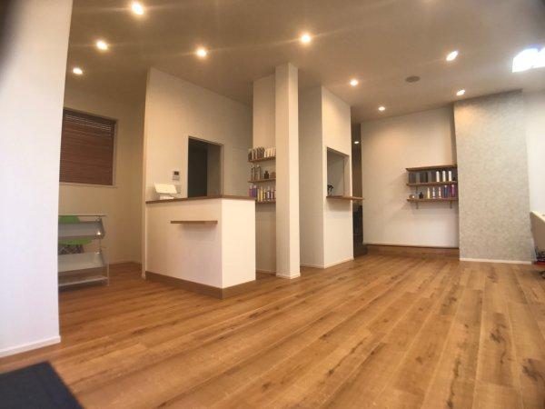 千葉県浦安市の美容室様開業支援サービス引き渡し完了!