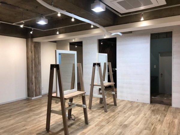 東京都大田区 開業支援内装工事納品取付!