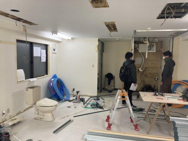 【2店舗目スピード出店!】市川市美容室工事、着工のお知らせ