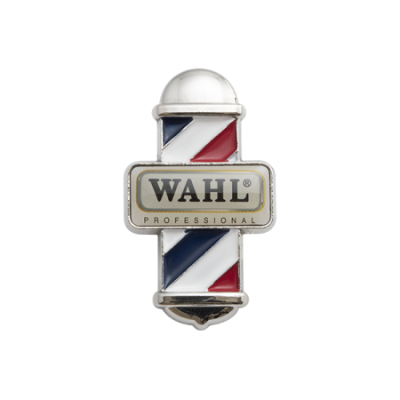 <img class='new_mark_img1' src='https://img.shop-pro.jp/img/new/icons11.gif' style='border:none;display:inline;margin:0px;padding:0px;width:auto;' />WAHL Barber's Pole Pin Badge バーバーポール・ピンバッジ