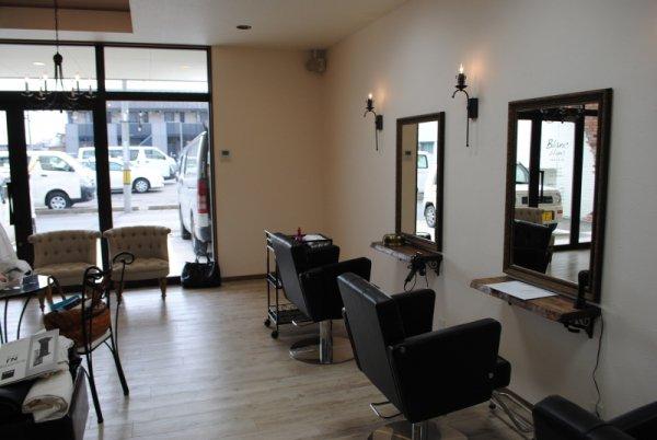 ヴィンテージ調の美容室への店舗改装もお任せ下さい!