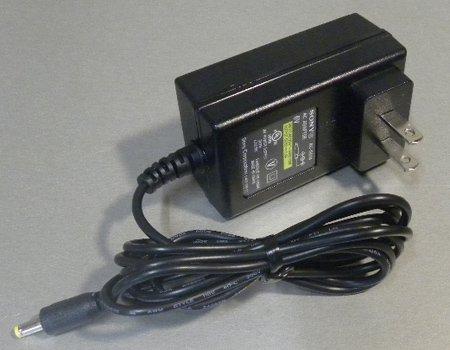 SONY  6V1.4A   AC-6014 (4.0)■3162(黒)
