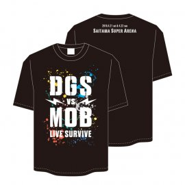 <img class='new_mark_img1' src='https://img.shop-pro.jp/img/new/icons5.gif' style='border:none;display:inline;margin:0px;padding:0px;width:auto;' />DGS VS MOB Docchino Group mo Suki Tシャツ Sサイズ