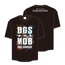 <img class='new_mark_img1' src='https://img.shop-pro.jp/img/new/icons5.gif' style='border:none;display:inline;margin:0px;padding:0px;width:auto;' />DGS VS MOB Docchino Group mo Suki Tシャツ Mサイズ