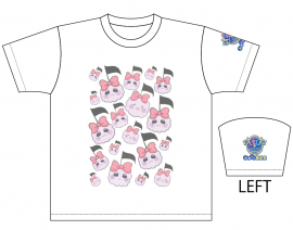 【XL】ふわりんTシャツ【XLサイズ】
