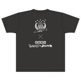 【S】A&Gオールスター2018 ヨルナイト Tシャツ(スモークブラック)