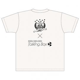 【S】A&Gオールスター2018 Talking Box Tシャツ(アイボリー)