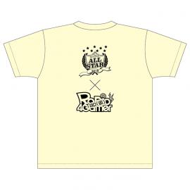【L】A&Gオールスター2018 4gamer Tシャツ(ライトイエロー)