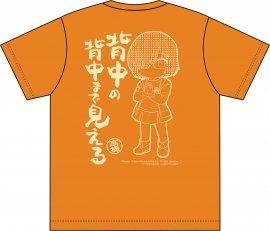 Fate/Grand Order カルデア・ラジオ局 Plus 名言Tシャツ (マシュver) Lサイズ(オレンジ)