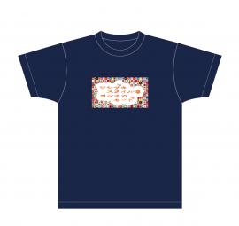【ワシザキスタイル*ヨシオカモード】Tシャツ(ネイビーM)