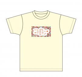 【ワシザキスタイル*ヨシオカモード】Tシャツ(レモンイエローM)