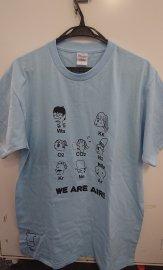 【L】「鷲崎健のヨルナイト×ヨルナイト」ヨナヨナ公式Tシャツ2020(火曜日)