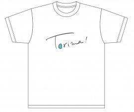 <予約受付中>【Lサイズ】「渕上舞のとりあえずまぁ、話だけでも。」 Torima Tシャツ